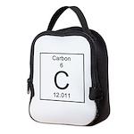 6. Carbon Neoprene Lunch Bag