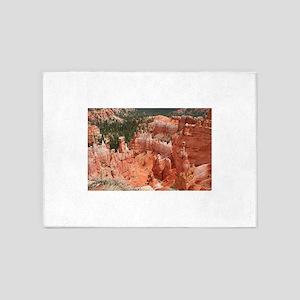 Bryce Canyon National Park, Utah, U 5'x7'Area Rug