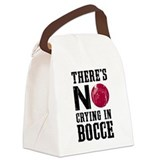Bocce Canvas Lunch Bag