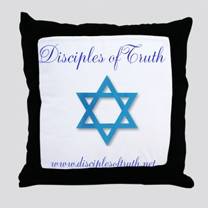 Disciples of Truth Community Throw Pillow