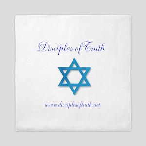 Disciples of Truth Community Queen Duvet