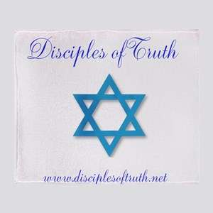 Disciples of Truth Community Throw Blanket