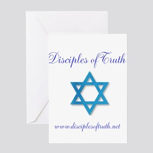 Disciples of Truth Community Greeting Cards