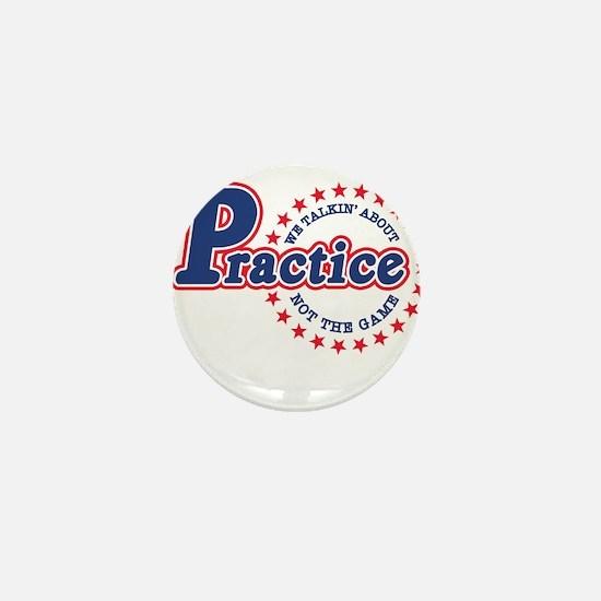 Philadelphia Practice Mini Button