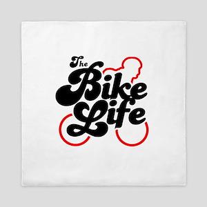 The Bike Life Queen Duvet