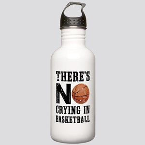 No Crying In Basketbal Stainless Water Bottle 1.0L