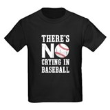 Baseball Kids T-shirts (Dark)