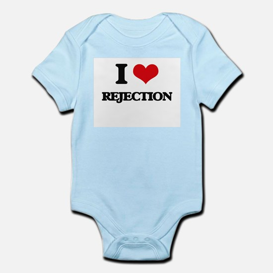 I Love Rejection Body Suit