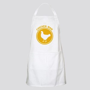 Chicken Man Apron