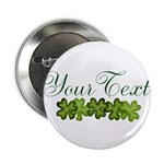 Personalizable Shamrocks 2.25