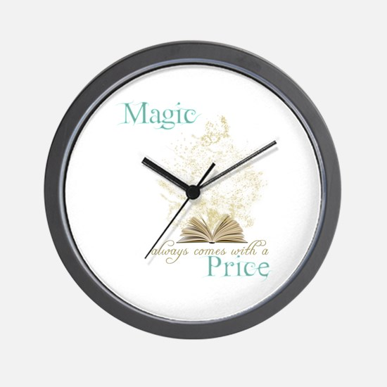Cool Once upon time Wall Clock