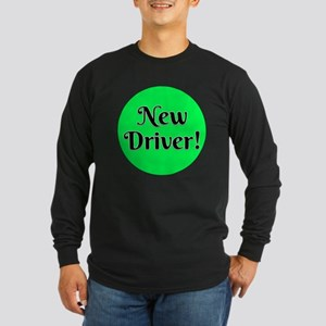 New Driver Long Sleeve T-Shirt