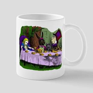 tea party Mad Hatter Mug
