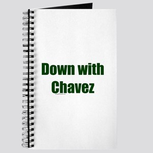 Down With Chavez Journal
