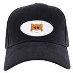 Orange Cat Baseball Hat