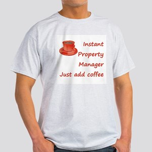 Instant Property Manager Light T-Shirt