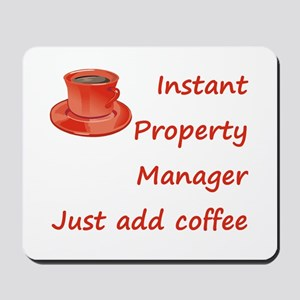 Instant Property Manager Mousepad