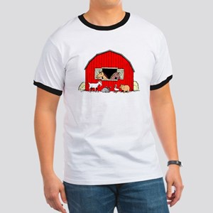 Barn Animals T-Shirt