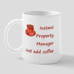 Instant Property Manager Mug