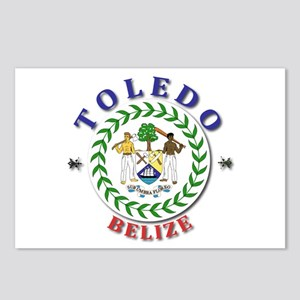 Toledo Postcards (Package of 8)