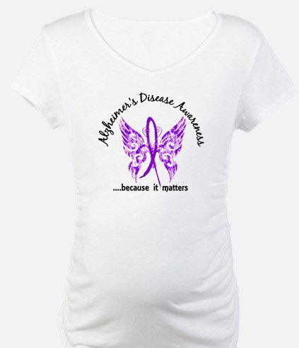 Alzheimer's Disease Butterfly 6. Shirt