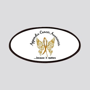 Appendix Cancer Butterfly 6.1 Patches