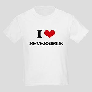 I Love Reversible T-Shirt