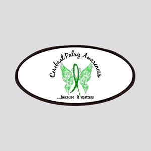 Cerebral Palsy Butterfly 6.1 Patches