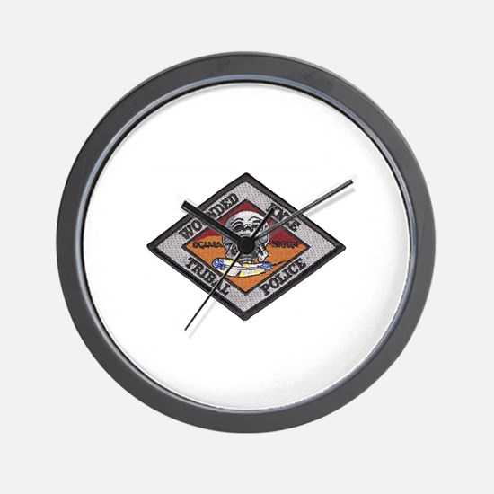 Wounded Knee Wall Clock