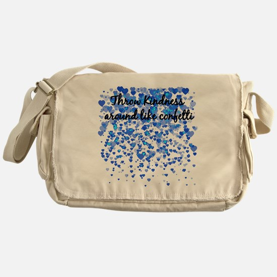 CONFETTI Messenger Bag