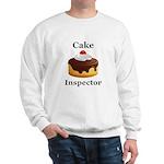 Cake Inspector Sweatshirt