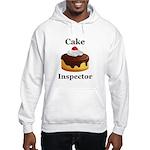 Cake Inspector Hooded Sweatshirt