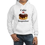 Cake Inspector Hooded Sweatshirt