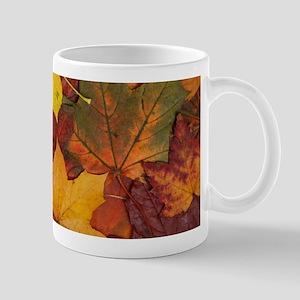 FALL LEAVES Mugs