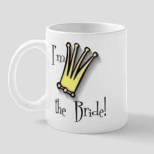 Bride Crown Mug