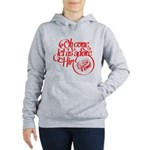 Oh come let us adore Him Women's Hooded Sweatshirt