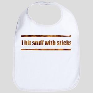 Drum Stick Bib