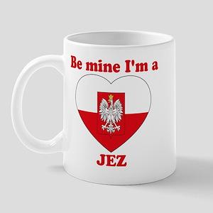 Jez, Valentine's Day Mug