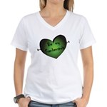 Be my Frankenstein Women's V-Neck T-Shirt