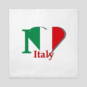 I love Italy Queen Duvet