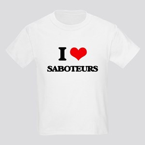 I Love Saboteurs T-Shirt