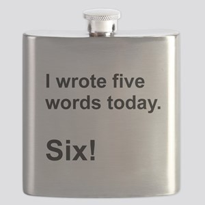 a productive day Flask