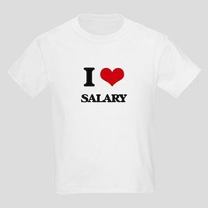 I Love Salary T-Shirt