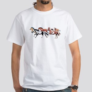 Herd White T-Shirt