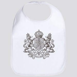 ANCIENT LION CREST Bib