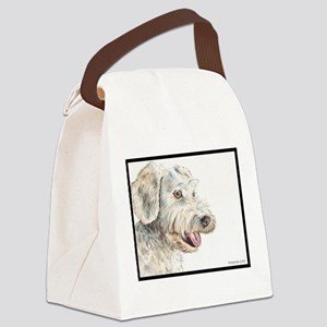 Spencer Canvas Lunch Bag