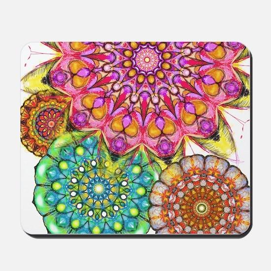 Floral Patten 2 Mousepad