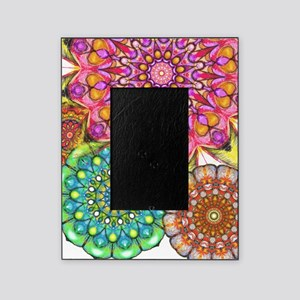 Floral Patten 2 Picture Frame