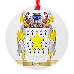 Hoyles Round Ornament
