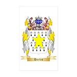 Hoyles Sticker (Rectangle 50 pk)